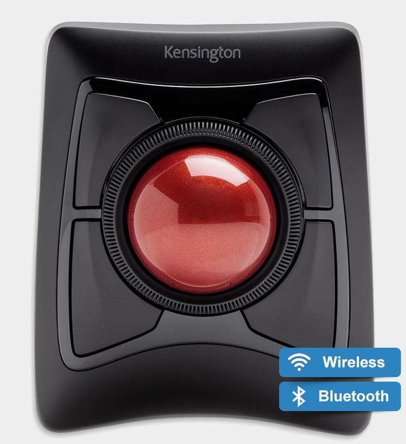 Kensington Expert Wireless Trackball