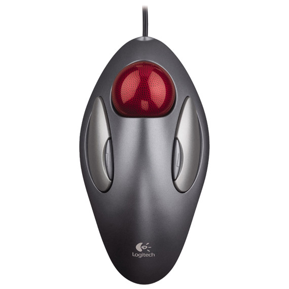 Logitech TrackMan Marble - Trackball Mouse Reviews