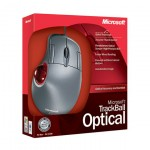 Microsoft Trackball Optical box