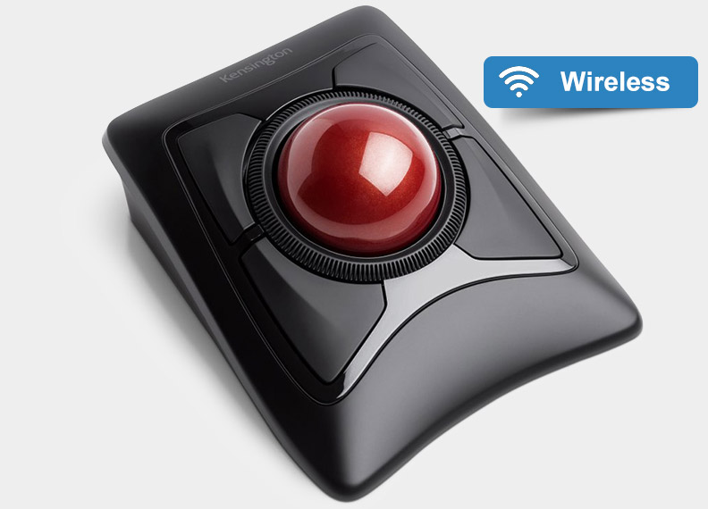 kensington expert wireless trackball trackball mouse reviews