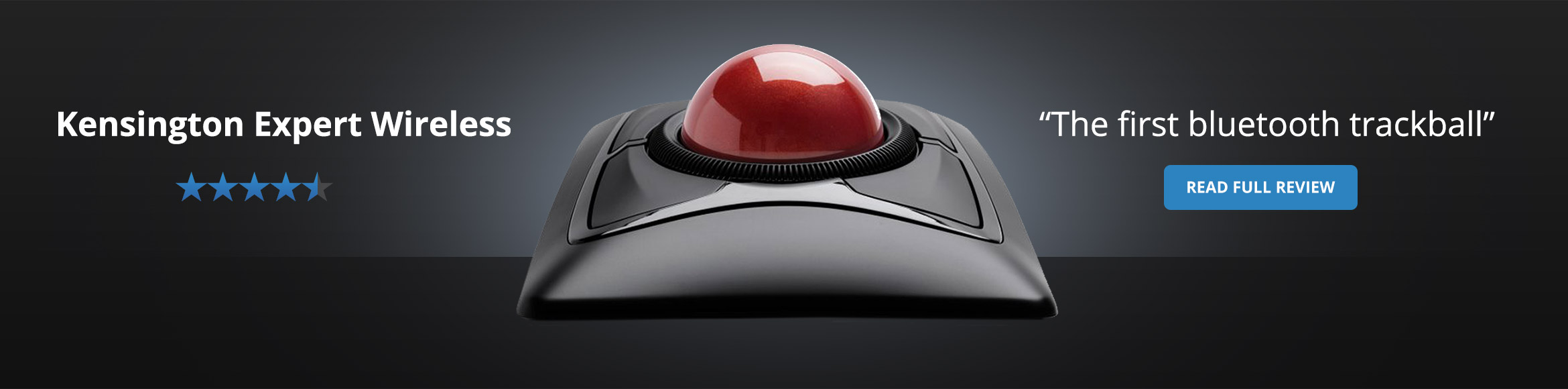 Kensington Expert Wireless Trackball