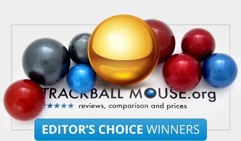 editors choice trackball