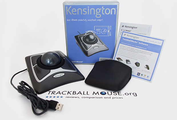 Kensington Expert Mouse Review