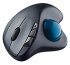 Logitech M570 Wireless Trackball icon