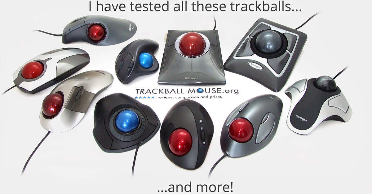 trackball review top 10