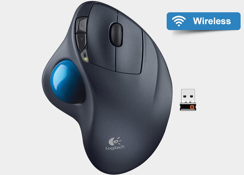 logitech wireless trackball m570 mac driver