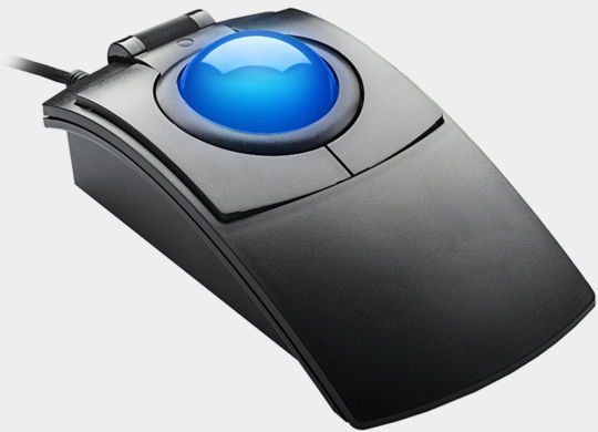 CST2545-5W GL L-Trac Glow Trackball featured