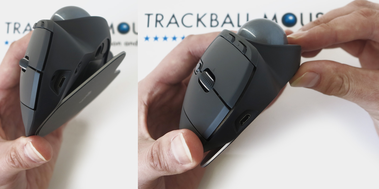 Logitech MX ERGO Wireless Trackball - Trackball Mouse Reviews