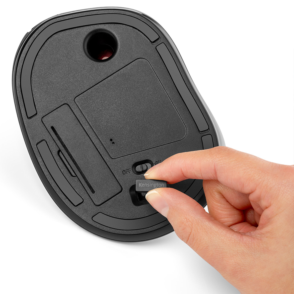 K72363WW Kensington Orbit Fusion  Wireless Trackball Electronics ...